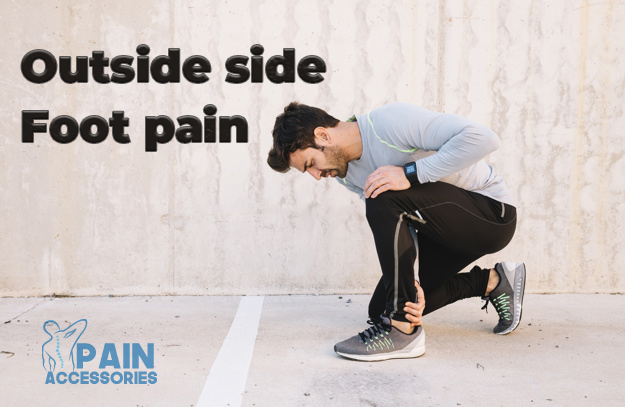outside side foot pain